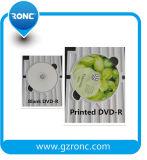 Caixa de CD DVD impressora para impressão disco vazio