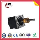 Vibração de pequeno passo de DC/Servo/motor de passo para a máquina a Laser