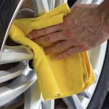 Tovagliolo di secchezza dell'alta automobile assorbente all'ingrosso poco costosa di Microfiber, panno di pulizia dell'automobile