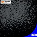 黒いしわの効果の防水粉のコーティング