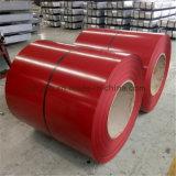 Aço galvanizado revestido cor de PPGI