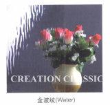 6mm BronzeWanji Muster-Glas, gekopiertes Glas-verdrahtetes Glas