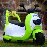 Les enfants de voiture à moteur électrique alimenté par batterie moto
