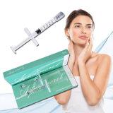 Llenador cutáneo antienvejecedor del ácido hialurónico, llenador facial inyectable, Derm 2.0ml