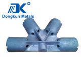 高品質のCNCの機械化を用いる鋼鉄投資鋳造サービス