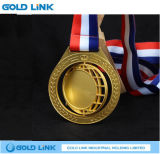 Métiers de récompense de médaille du football de bille de panier de médaille de sports en métal