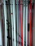 De UV Staken van de Installatie van de Tuin van de Glasvezel van de Bescherming