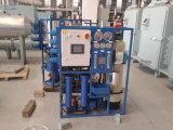 Generador de agua de ósmosis inversa (R. O. de desalinización de agua de mar)