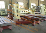 手動花こう岩の大理石の石の切断の処理機械