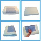 販売のゲルの層の波のメモリ泡の枕