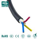 3X2.5mm Cable de alimentación/Cable de alimentación de 3X22.5/3x1,5 mm cable de alimentación