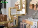 現代優雅か一義的な装飾の装飾一組の壁ミラーおよび映された家具