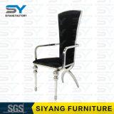 Antike Möbel-moderner Stuhl StahlRestaurannt Stuhl-Arm-Stuhl