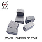 Segment van de Diamant van de Hulpmiddelen van de Steen van China het In het groot Scherpe voor Segment