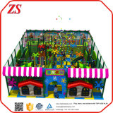 Customeized Gym Fitness Toys Kid suave interior equipos de juego
