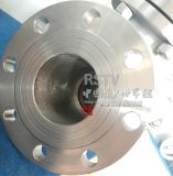La rotella della mano dell'acciaio inossidabile API600 del getto ha flangiato valvola a saracinesca