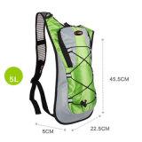 Напольные спорты Hiking сь Backpack оводнения с пузырем воды