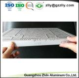 Hogar decoración de alta glosada suspendido del techo de aluminio con ISO9001