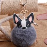 Фальшивый мини-ФО меха кролика мех Poms POM для продажи