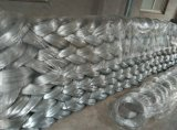 8-22 fil de fer galvanisé par mesure (réellement usine)