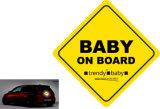 Het Teken van de Miniatuurauto, het Teken van de Veiligheid