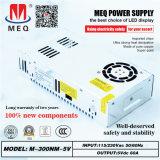 60A 300 Вт источник питания 5 В для светодиодного