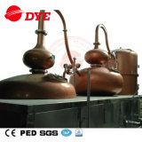 Todavía del crisol equipo de cobre del destilador