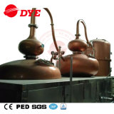 Olla de Cobre aún destilador equipo