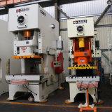 160 toneladas de energía de punto doble frente abierto Prensa punzonadora, perforación de la máquina de prensa
