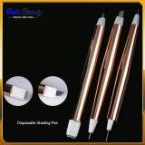3 de stukken steriliseerden het Beschikbare In de schaduw stellende Beschikbare Hulpmiddel van Microblading van de Pen