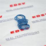 De kleine RubberVerbinding van de O-ring van Fvmq van de Grootte Blauwe voor Scheerapparaat