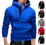 人のスエットシャツのための人の豪華な羊毛のHoodies卸し売りHoodiesの高品質Hoody