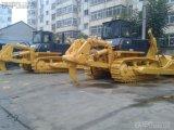 China hizo la niveladora de la correa eslabonada para el bosque