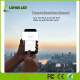E27 9W RGB+W APP WiFiスマートなLEDの球根を変更する2017年の中国の製造者の熱い販売のTuyaスマートなLEDの電球のAlexa Googleホーム制御されたDimmable多彩カラー