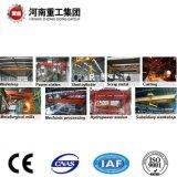 CE/SGS FEM Certificado norma ISO/400T Viga doble de capacidad de elevación de la grúa de viaje generales