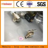 Funcionamiento sencillo Oil-Free compresor de aire con calibrador de presión hacia arriba (TW7501N)