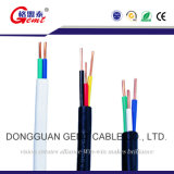 2,5 чистой меди парных плоский кабель с заводская цена