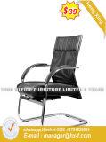 赤いカラー木の基礎突風の椅子PU/Leatherの訪問者の椅子(HX-AC019C)