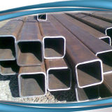 Precio soldado carbón del tubo de acero