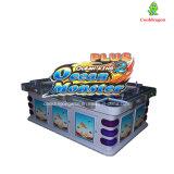 Máquina de juego del vector de 8 de los jugadores de los pescados del cazador de arcada del juego del Shooting juegos de los pescados