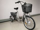 [بدلك] حجم كبير درّاجة ثلاثية كهربائيّة