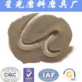 Brown alumínios fundidos/ Óxido de alumínio castanho Grit de decapagem