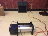 A polícia portátil do varredor SPX-3025 da bagagem do raio X usa o varredor da raia de X