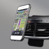 Suporte móvel colorido universal da montagem do carro do telefone de pilha do respiradouro de ar de 2017 baixo MOQ para Smartphone
