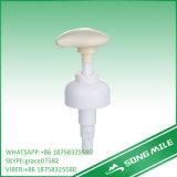 33/410 pompe en plastique noire de savon pour le soin de corps