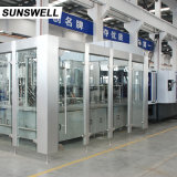 Sunswell beste Qualität kohlensäurehaltige Getränk-durchbrennenfüllende Dichtungs-Maschine Combiblock