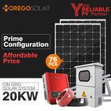 Morege на электрической системе решетки 2kw-10kw-30kw PV солнечной