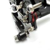Farhd004-B de Delen van de Motorfiets door:sturen Controles Regelbare Rearsets voor CBR1000RR 2008-2017