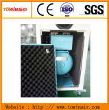 High Quality (TW5503S)를 가진 Cabinet 침묵하는 기름 Free Air Compressor
