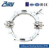Außendurchmesser-Eingehangener beweglicher elektrischer Riss-Rahmen/Rohr-Ausschnitt und abschrägenmaschine - Sfm4248e